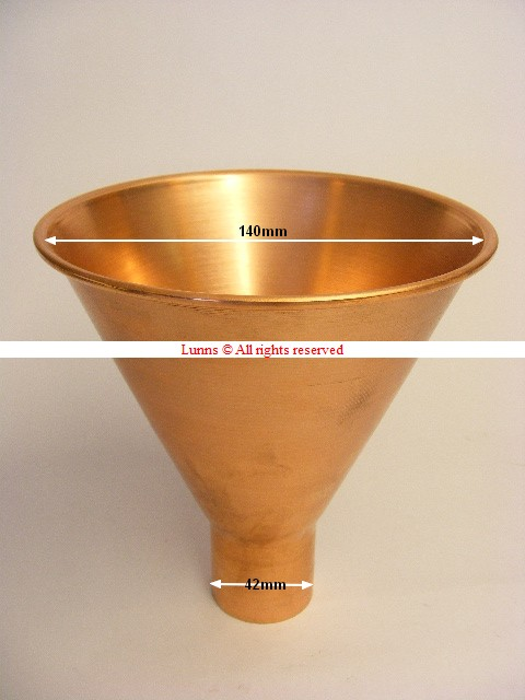 Copper Tundish