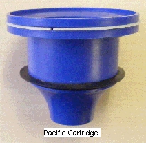 Pacific Spare Cartridge - Bespoke Part